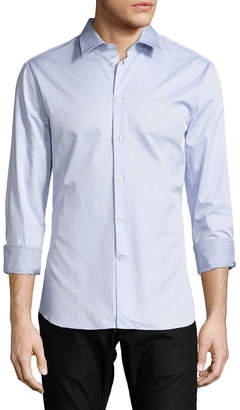 Givenchy Solid Dress Shirt