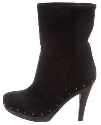 Stella McCartney Studded Ankle Boots