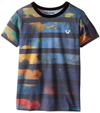 True Religion Kids Cloud Nine T-Shirt (Toddler/Little Kids) $39 thestylecure.com