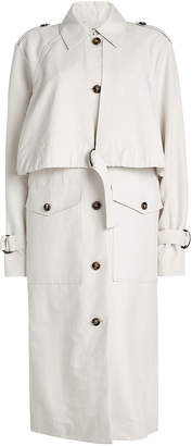 Rejina Pyo Wren Trench with Cotton