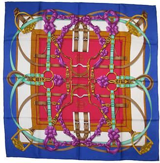 One Kings Lane Vintage Hermès Grand Manege Scarf