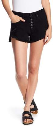 Rip Curl Sweet Strom Distressed Shorts