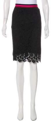Trina Turk Lace Knee-Length Skirt w/ Tags