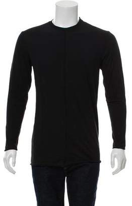 Damir Doma Long-Sleeve Crew-Neck T-Shirt