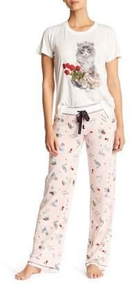 d84d724770 PJ Salvage Pink Women s Pajamas on Sale - ShopStyle