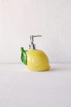 Urban Outfitters Lemon Soap Dispenser