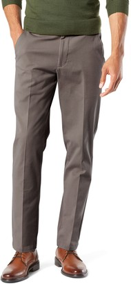 Dockers Men's Smart 360 FLEX Slim Tapered Fit Workday Khaki Pants