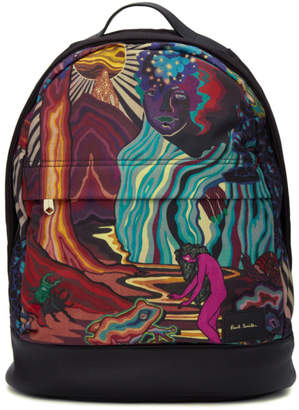 Paul Smith Black Dreamer Backpack