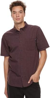 Vans Men's Wild Open Button-Down Shirt