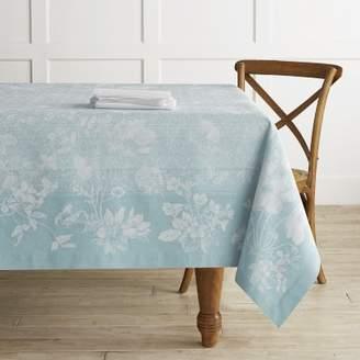 Williams-Sonoma Williams Sonoma Ombre Floral Jacquard Tablecloth