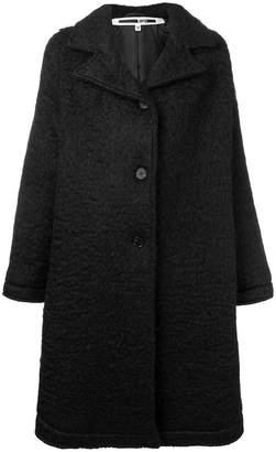 McQ oversized midi coat