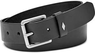 Fossil Diamond Keeper Leather Belt