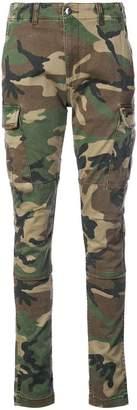 Amiri Stack skinny cargo jeans