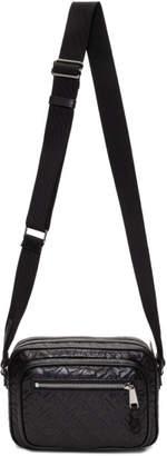 Burberry Black Monogram Crossbody Bag