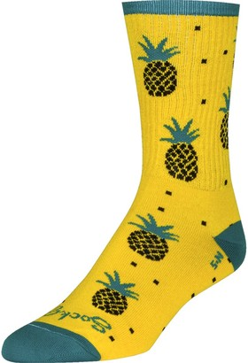 Sockguy SockGuy Pineapple Sock