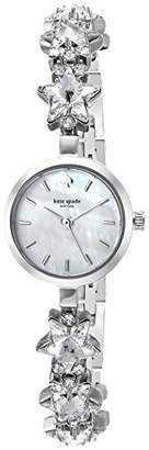Kate Spade Women's 'Star Chain' Quartz Stainless Steel Casual Watch