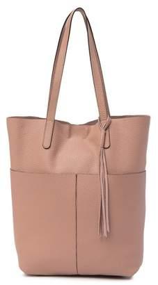 Melrose and Market Vivian Leather Tote Bag