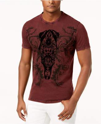 INC International Concepts A red baroque shirt!!