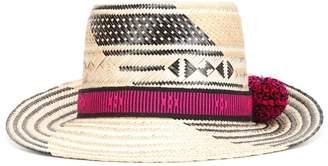 Yosuzi pompom detail hat