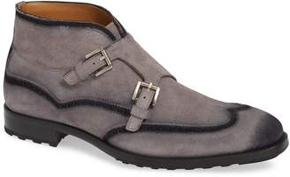 Mezlan Munoz Double Monk Strap Boot