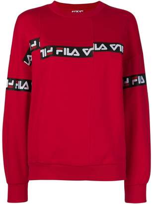 Fila logo sweatshirt