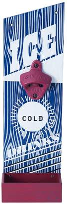 Element Ice Cold Drinks Bottle Opener