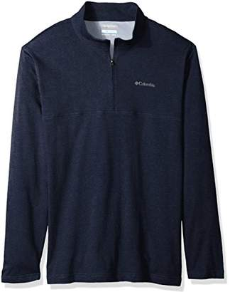 Columbia Men's Big Tall Rugged Ridge 1/4 Zip Sweater