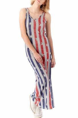 Alternative Apparel Stars & Stripes Dress $88 thestylecure.com