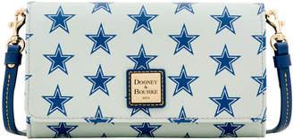 Dooney & Bourke NFL Cowboys Daphne Crossbody Wallet