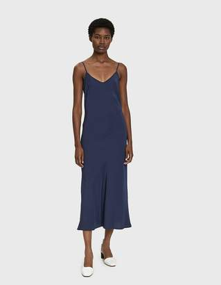 Morgan Need Cami Slip Dress in Navy