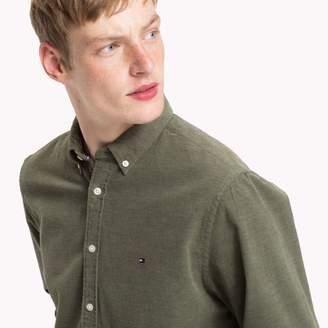 Tommy Hilfiger Super Fine Corduroy Shirt