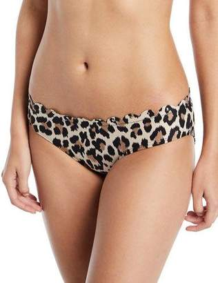 Kate Spade Crystal Cove Leopard-Print Bikini Swim Bottoms