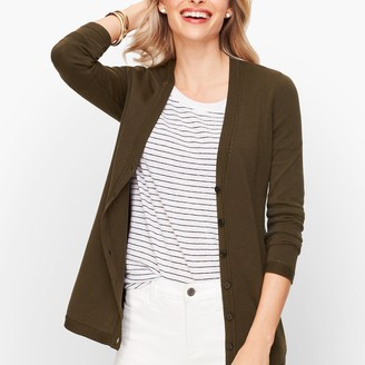 Talbots Everyday Girlfriend Cardigan