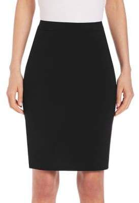 BOSS Vilea Pencil Skirt