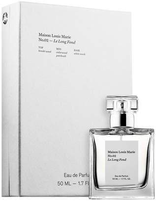 MAISON LOUIS MARIE Maison Louis Marie No.02 Le Long Fond Eau de Parfum