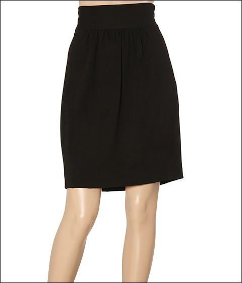 Linda Loudermilk - Dispel Skirt (Black)