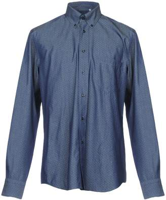 Zanetti Denim shirts