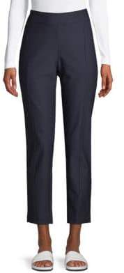 Calvin Klein Classic Straight Cropped Pants
