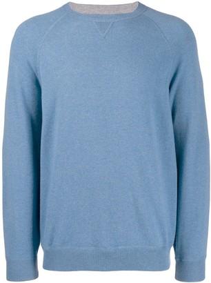 Brunello Cucinelli jersey sweatshirt
