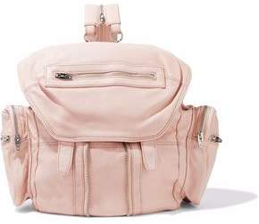Alexander Wang Marti Zip-Detailed Leather Backpack