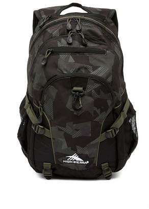 High Sierra Loop Daypack Water Repellent Backpack
