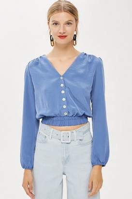 Love **Madelyn Button Top