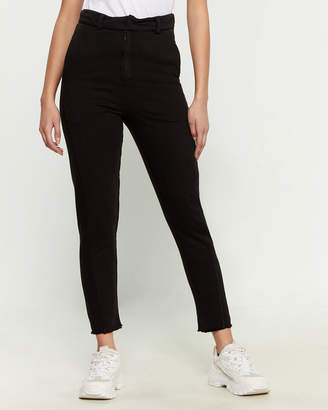 Research Code By Never Enough Black Old Lauren Pants
