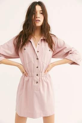 Hazel Shirt Dress