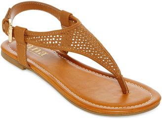 A.N.A a.n.a Stella Thong Sandals $17.99 thestylecure.com