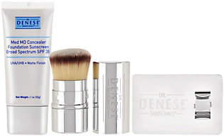 A-D Dr. Denese SPF Foundation w/Brush & RingAuto-Delivery