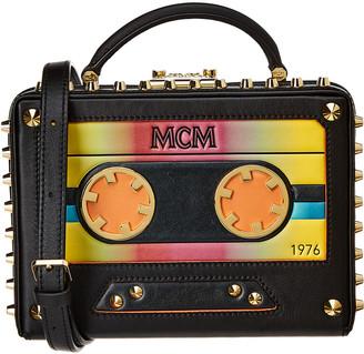 MCM Berlin Leather Crossbody