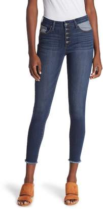 Jessica Simpson Curvey High Rise Ankle Skinny Jeans