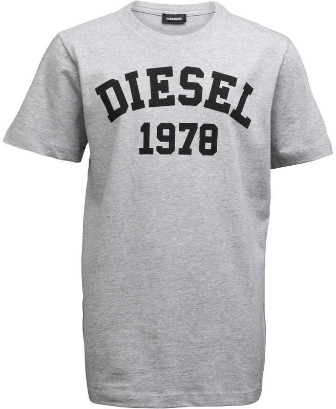 Boys Toli T-Shirt Grey