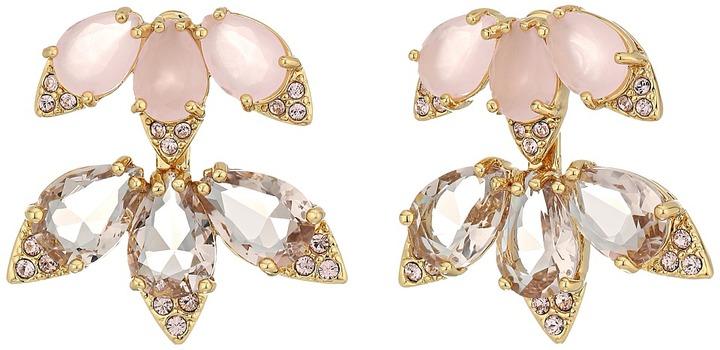 Kate SpadeKate Spade New York - Blushing Blooms Ear Jackets Earrings Earring